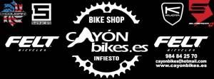 CAYON BIKES