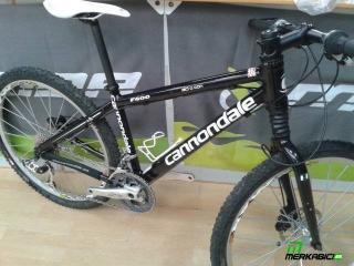 a4ef90e1cfc Cannondale F600 de segunda mano. Anuncios de bicicletas de segunda ...